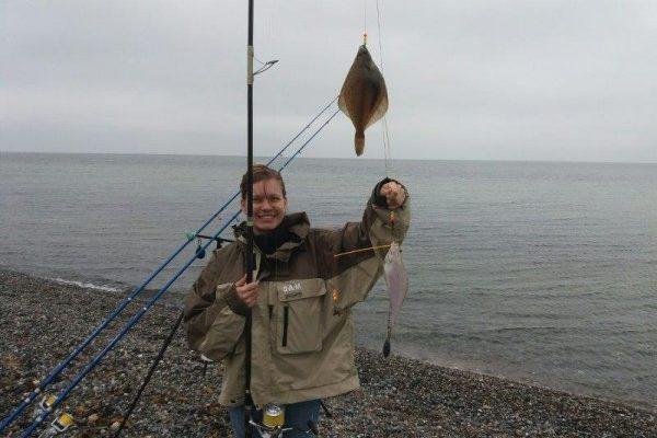Weekje visvakantie Ebeltoft gebied, Denemarken