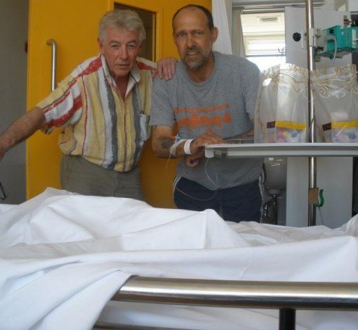 Van Dialyse naar nazorg Transplantatie