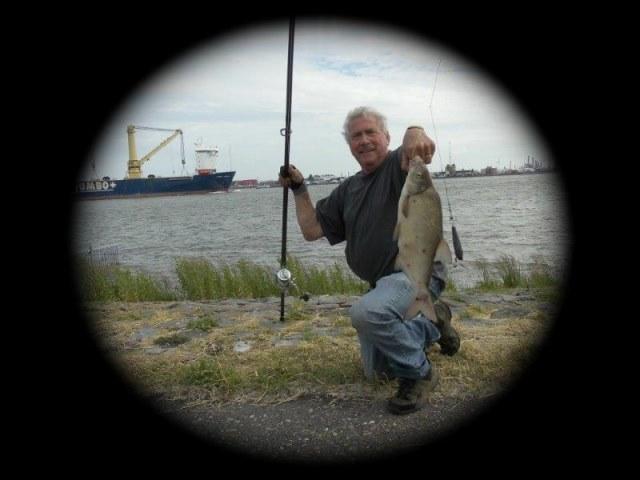 Vissen aan de Waterweg, Henry en Jack