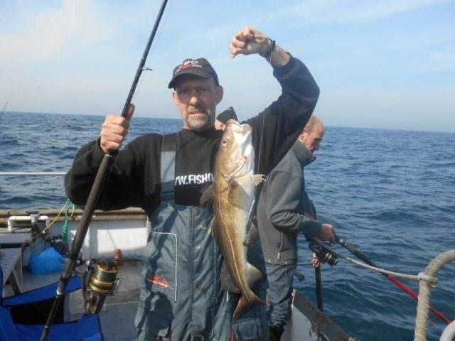 Wrakvissen met Northseacharters