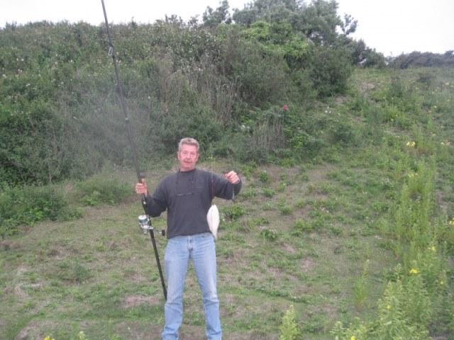 Vissen aan de Ppgb met Rob Slingerland