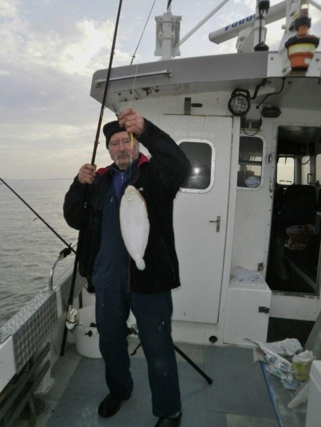 De Big Marlin aan de Spijkerplaat