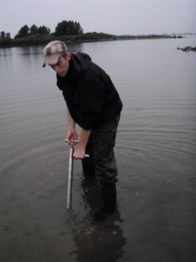 Maup gaat vissen