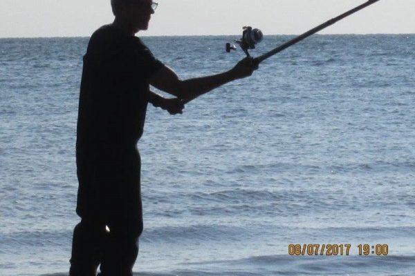 2 van de 3 Limburgers, weekend vissen