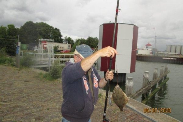 De Limburgers, vissen op Tong
