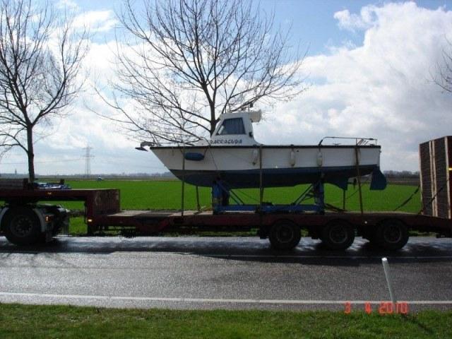 Aanschaf visboot Visgids oosterschelde