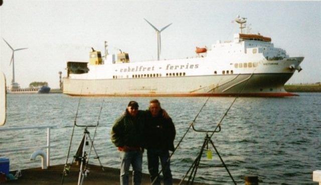 Antwerpse havens met Jack