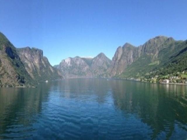 Gerard kabeljauw vissen in Noorwegen