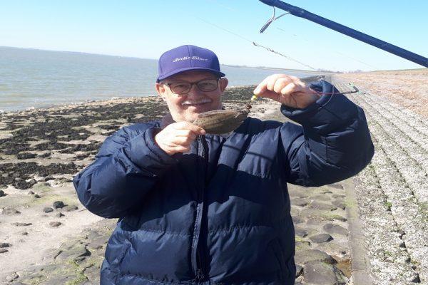 Nico, vissen aan Waarde