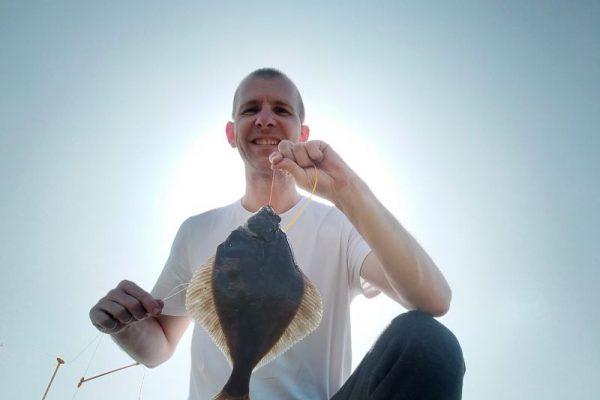 Stefan, visverslag Maasvlakte en Waterweg
